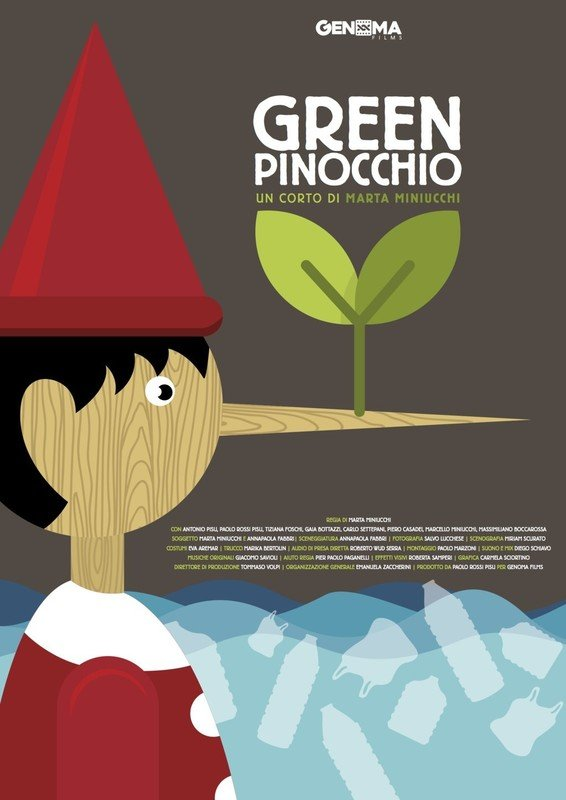 Green Pinocchio